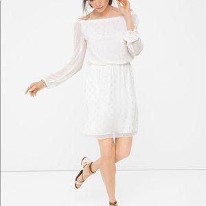 Jacquard Boho dress